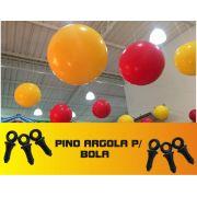 Pino Argola para Bola de Vinil - 10 Unidades