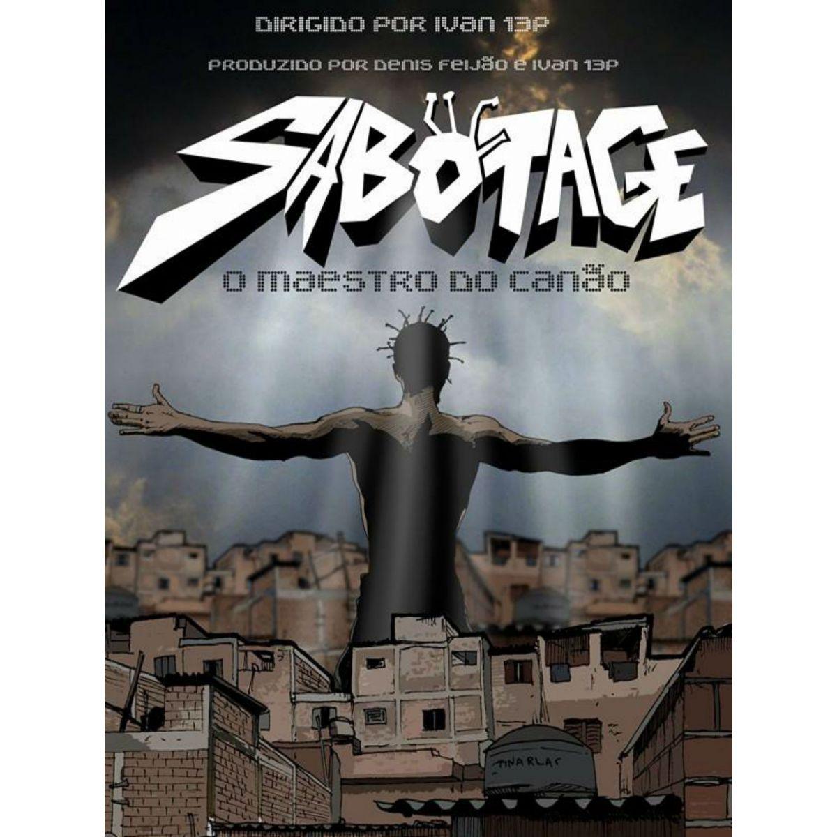 HQ Sabotage - Maestro do Can�o