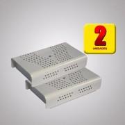 Anti Mofo Eletr�nico Desumidificador, Anti �caros E Fungos 2 unidades