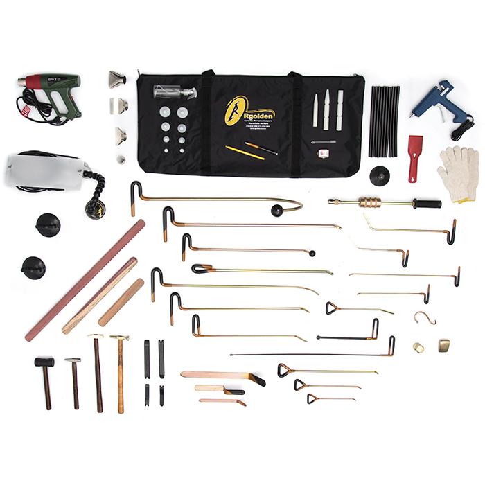 Kit de ferramentas Profissional para Martelinho de Ouro Supremo 165 PE�AS