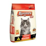 Ra��o Magnus Cat Premium Mix com Nuggets para Gatos Adultos