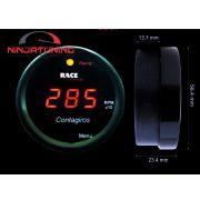 Contagiros Digital Program�vel 52mm Racetronix