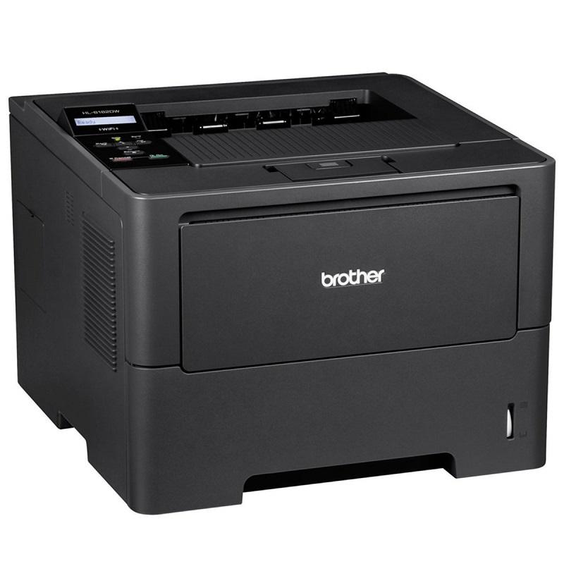 Impressora Brother Hl-6182dw Hl6182  Laser Monocrom�tica