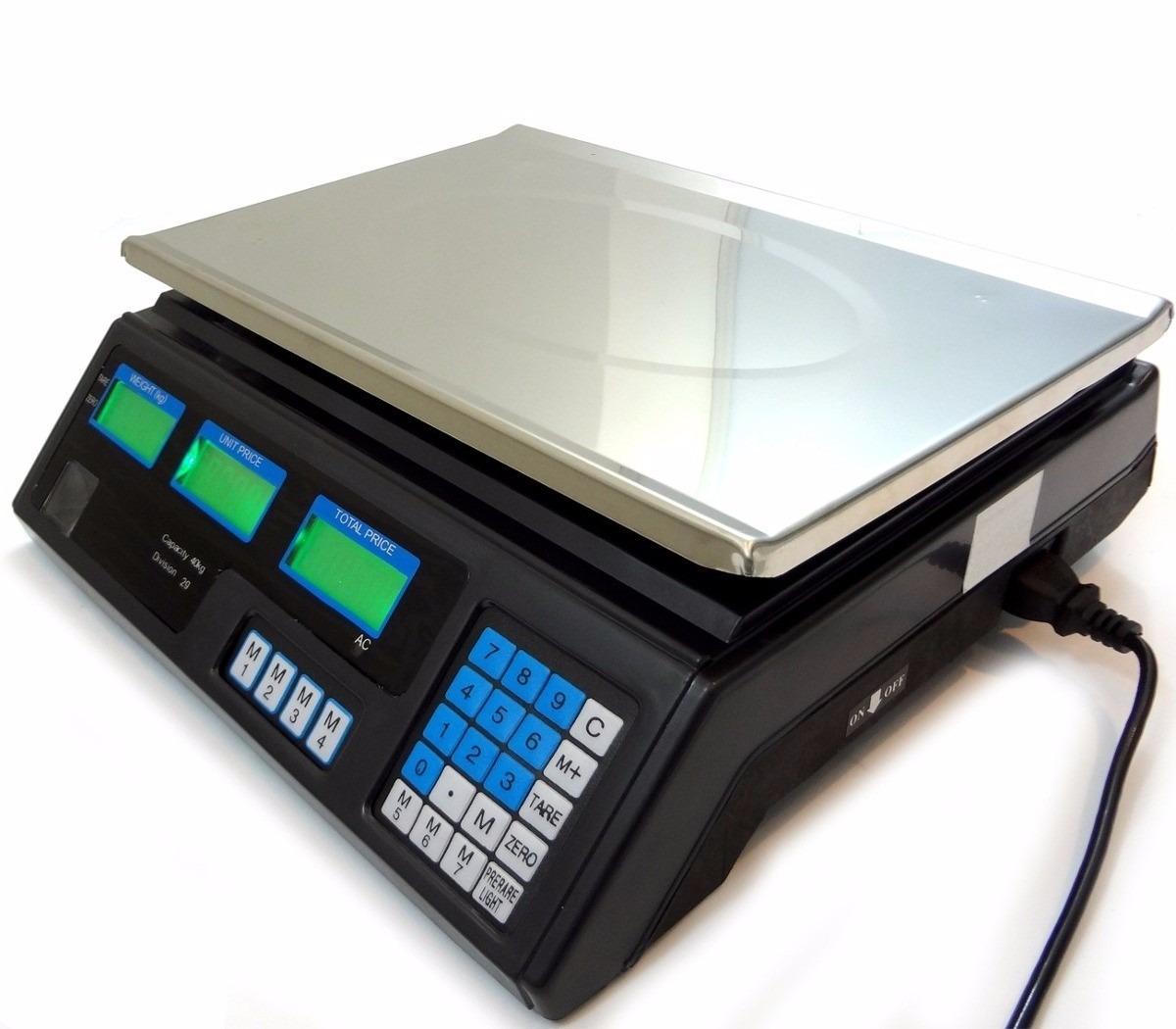 Balança Eletronica Digital com Bateria de Alta Precisao 40kg (81489  #106FBB 1200x1050 Balança Eletronica Digital De Banheiro