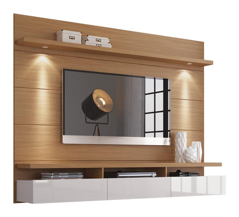 Home Suspenso Horizon Natural com Off-White 1.8 - Prov�ncia