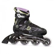Patins Fila Helix Lady 80mm/82A ABEC5