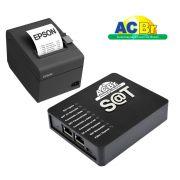 Kit SAT ACBr Tanca + Impressora Epson
