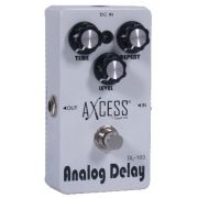 Pedal Axcess by Giannini DL 103, Analog Delay - Transa Som Instrumentos Musicais