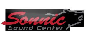 Logo Sonnic Sound Center