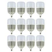 L�mpada LED 60W Industrial 6500K Bivolt - 12 Pe�as