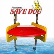 Plataforma de Seguran�a p/ Piscinas Anti-Afogamento p/ C�es - Save Dog