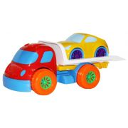Caminh�o Guincho Robustus Kids Diver Toys 668
