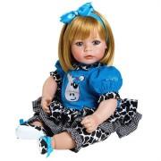 Boneca Adora Baby Doll 20� E.I.E.I.O. Sandy (Blond Hair/Blue Eyes)