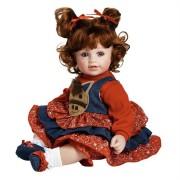 Boneca Adora Baby Doll 20� Giddy Up Girl (Red Hair/Blue Eyes)