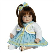 Boneca Adora Baby Doll, 20 inch �Simply D-lightful� Red Hair/Blue Eyes