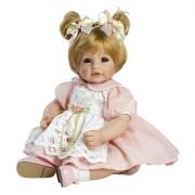 Boneca Adora Pink Charmer 20� Play Dolls Sandy Blonde Hair/Brown Eyes