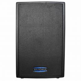 MS15 - Caixa Passiva 250W MS 15 Preta - SoundBox