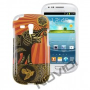 Case Personalizada Elefantes para Samsung Galaxy S3 Mini I8190 - Modelo 2