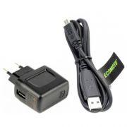 Carregador de Viagem + Cabo Micro USB Original Motorola SPN5507A