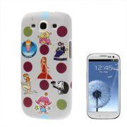 Capa Personalizada s�rie Signo para Samsung Galaxy S3 S III i9300 - Signo Virgem