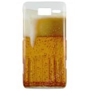 Capa Personaliza Cerveja para Motorola Razr i XT890