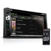 DVD Player Automotivo Multilaser Envolve GP043 Tela 6.2 Pol CD USB Touch Screen Gps Bluetooth TV Dig