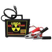 Recarregador de Bateria Inteligente Usina Spark Charger Profissional 60A 12V