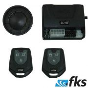 Alarme Automotivo FKS FK902cr941 Universal com Antifurto e travamento