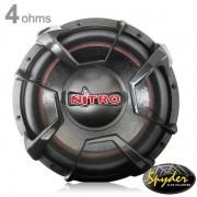 Subwoofer Spyder Nitro GIV SP12NT700 12� 700w rms 4 ohms