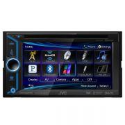 DVD Player Multim�dia JVC KW-AV20BT 6,1 Touchscreen DVD CD USB  Bluetooth