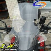 Bolha / Parabrisa Cristal ou Fum� Modelo Criativa Acess�rios NC 700 / 750 X - Honda