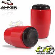 Slider Dianteiro Anker MT-07 - Vermelho - Yamaha