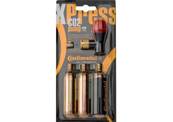 Bomba de CO2 Continental Xpress