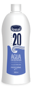 �gua Oxigenada Cremosa 20 Volumes 900ml - Ideal