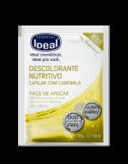 P� Descolorante Nutritivo Capilar Com Camomila 20g - Ideal