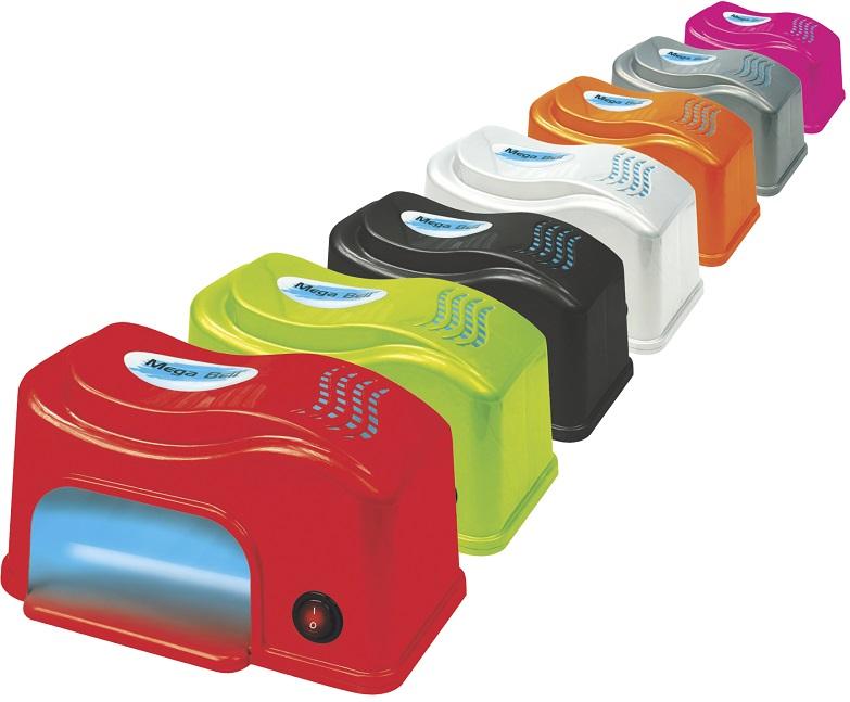 Cabine UV Compact para Unhas - Mega Bell