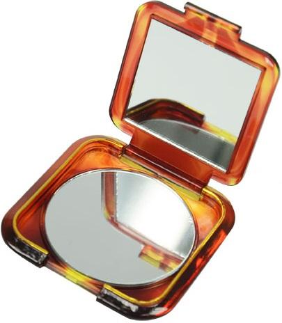 Espelho Duplo Para Bolsa - 01 Unidade Importado