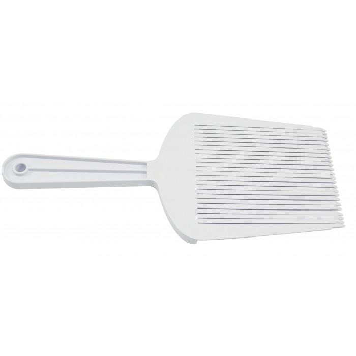 Pente Flattopper para Corte Quadrado Afro Nivelador