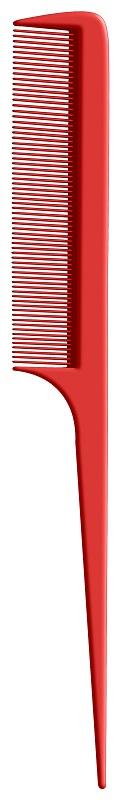 Pente Profissional Stiling Suporta 180� Vermelho - Santa Clara