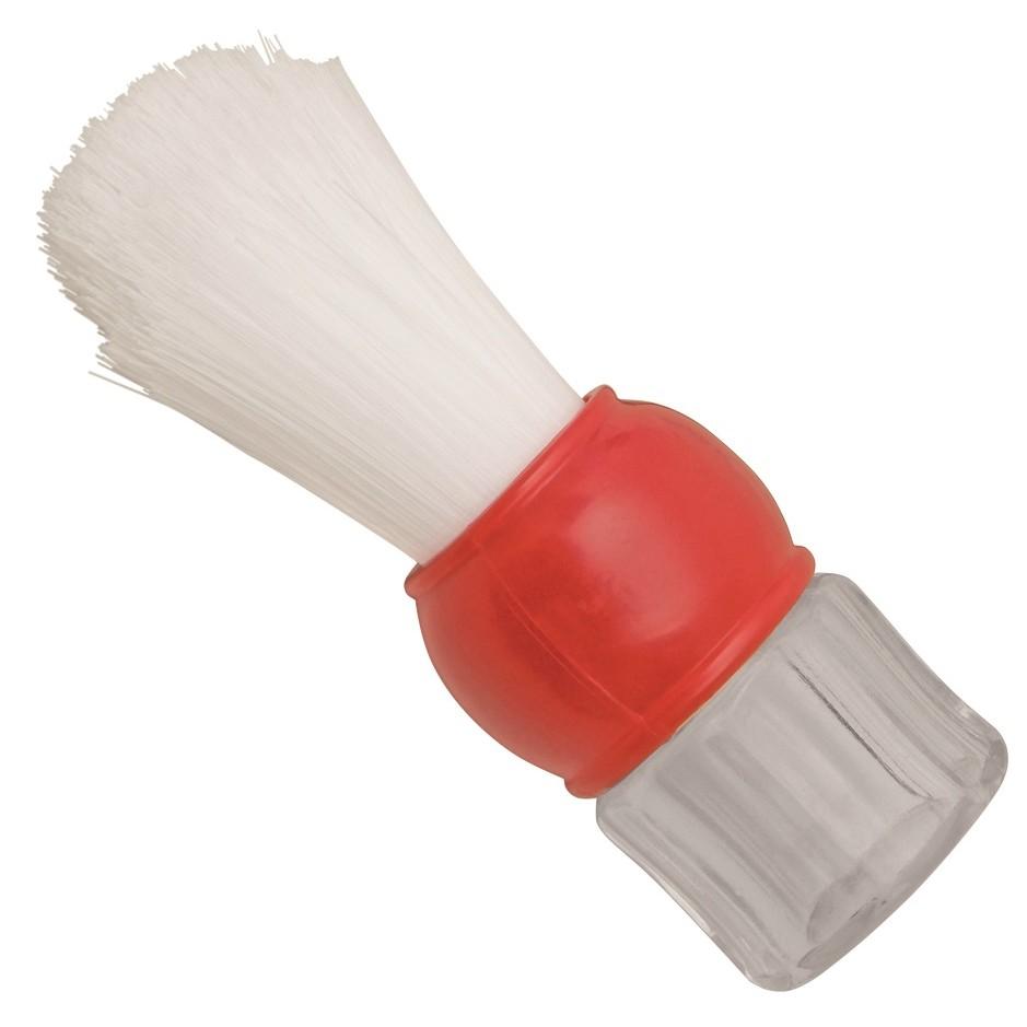 Pincel Para Barba Com Pelo Sint�tico 01 Unidade - Santa Clara