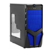 Gabinete ATX G-Fire HTX010L06S Preto / Azul