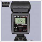 Yongnuo Flash Speedlite YN-468 II TTL Para Nikon
