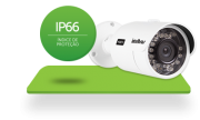 C�MERA HDCVI INFRA 20MTS 1 MEGAPIXEL 720P LENTE 3.6MM VHD 3120 B IP66
