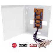 Rack Organizador HD Orion Flex 16 Canais Onix Security HDCVI - 2992