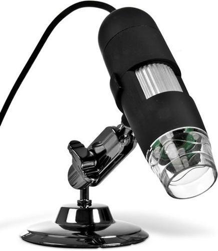 Microscópio Digital Usb Zoom 1000x Camera 2.0 MP Profissional