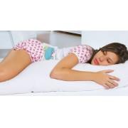 Travesseiro para Corpo Xuxao Travesseir�o Durma Abracado - Travesseiro Grande para Corpo Abraccio