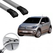 Rack Travessa Volkswagen Up Cross Alum�nio Long Life Cross