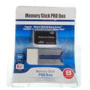 Cart�o Memory Stick 8GB - Para PSP