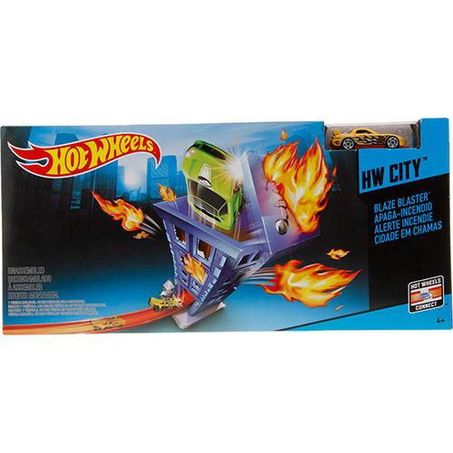 HOT Wheels Desafios Cidade em Chamas Mattel X2604 044260