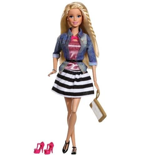 Barbie STYLE Luxo Barbie Mattel BLR55 / CFM75 052589